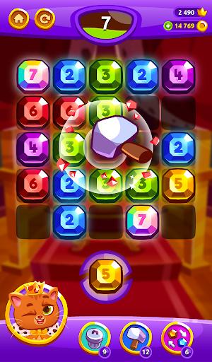 Bubbu Jewels - Merge Puzzle  screenshots 24