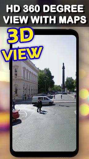 Street View maps & Satellite Earth Navigation 2.2.9 Screenshots 2