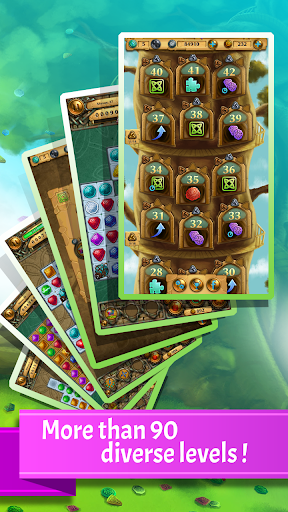 Jewel Tree: Match It puzzle 1.10 screenshots 2