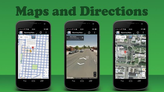 Georgetown City Maps And Direction 1.0 Android APK Mod Newest 2