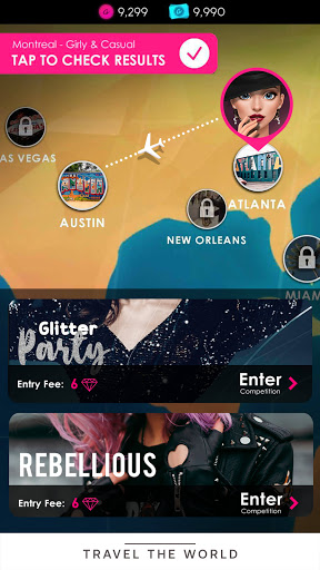GLAMM'D - Fashion Dress Up Game 1.1.2 screenshots 8