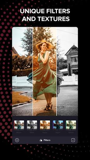 Gradient: AI Photo Editor android2mod screenshots 5