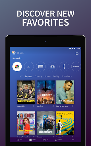 The NBC App - Stream Live TV and Episodes for Free 7.17.1 Screenshots 13