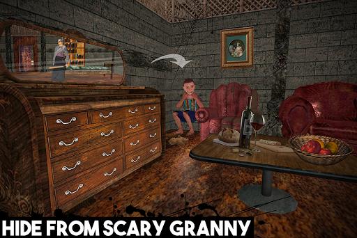 Spooky Granny House Escape Horror Game 2020 2.2 screenshots 8