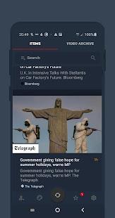 Weblink 603 screenshots 1