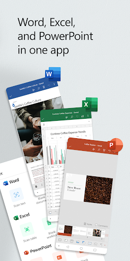 Microsoft Office: Word, Excel, PowerPoint & More 16.0.13801.20162 screenshots 3