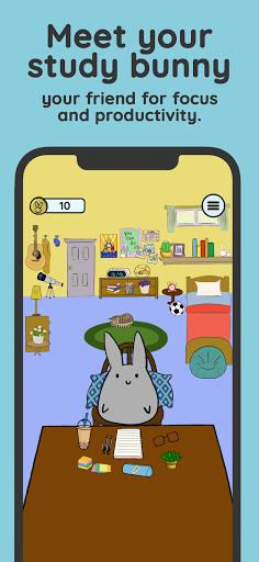 Study Bunny: Focus Timer  Screenshots 1