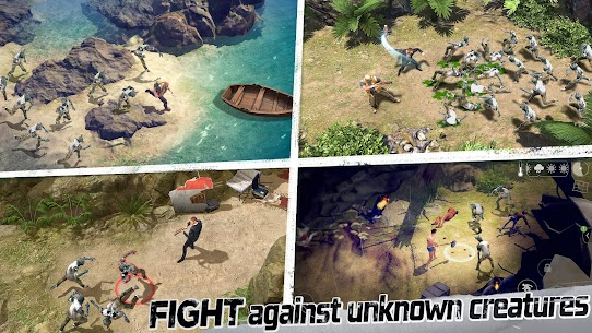 LOST in Blue(Global) MOD APK (Unlimited Lives, Equipment) 1