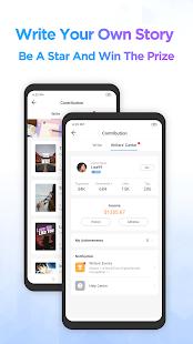 NovelToon - Read and Tell Stories 1.4.8 Screenshots 4
