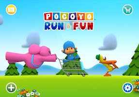 Pocoyo Run & Fun: Cartoon Jump and Running games