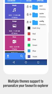 Root Explorer Pro 5.3.5 Screenshots 11