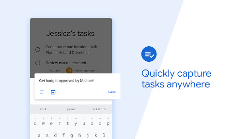 Google Tasks: Any Task, Any Goal. Get Things Done 2020.10.19.340211436.release screenshots 1