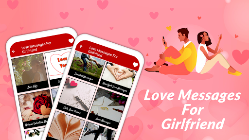 Love Messages for Girlfriend u2665 Flirty Love Letters android2mod screenshots 1