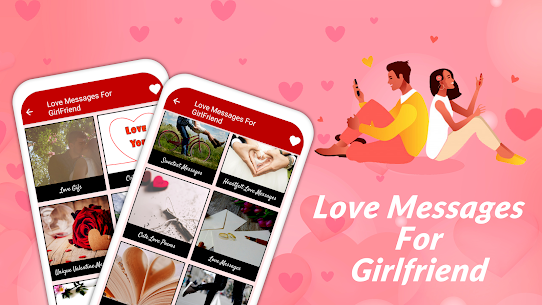 Love Messages for Girlfriend ♥ Flirty Love Letters 1