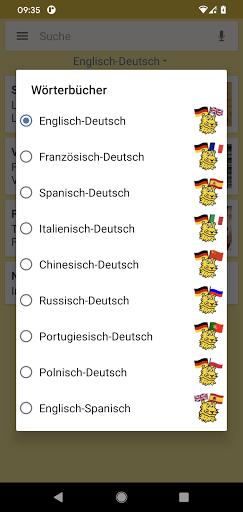 LEO dictionary  screenshots 2