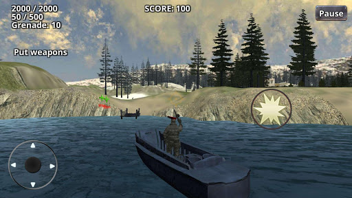 War Battleground WW2 Shooter  screenshots 13