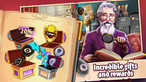 Books of Wonders - Hidden Object Games Collection 1.01 screenshots 4