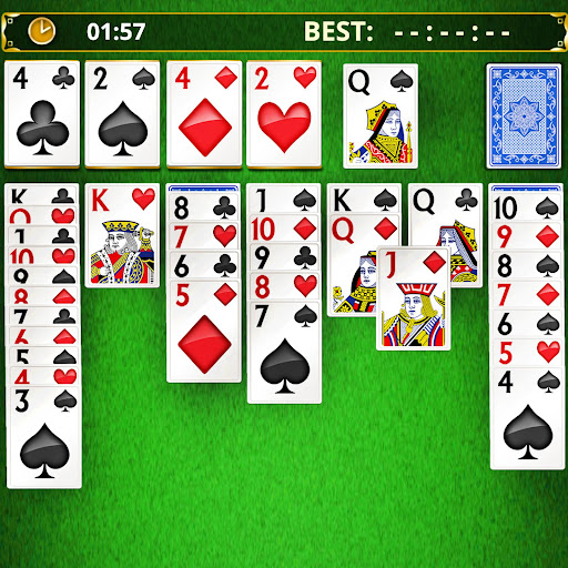 SOLITAIRE CARD GAMES FREE! screenshots 2