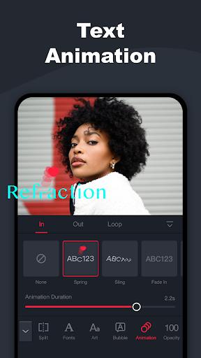 OviCut: Video effect editor android2mod screenshots 2