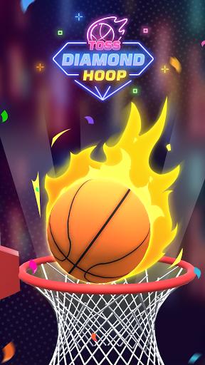 Toss Diamond Hoop 2.0.0 screenshots 1