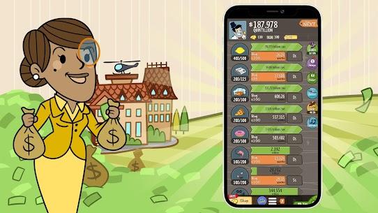 Adventure Capitalist Mod Apk 10