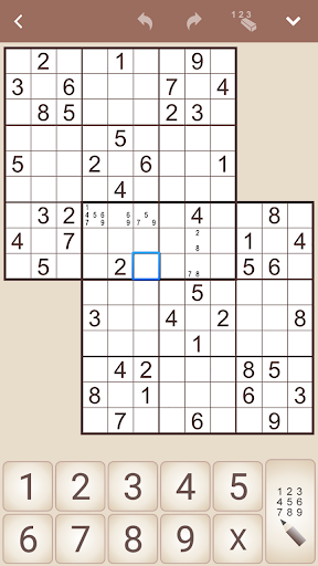 Conceptis MultiSudoku screenshots 1