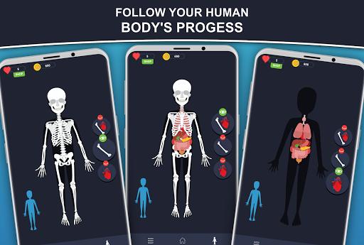 Anato Trivia -  Quiz on Human Anatomy 3.2.2 Screenshots 2