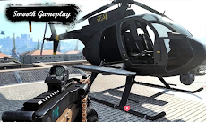 Modern Gunship Strike : Air Attack Helicopter Gameのおすすめ画像2