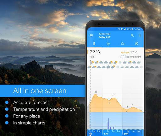 Klara weather 1.3.26 Screenshots 1