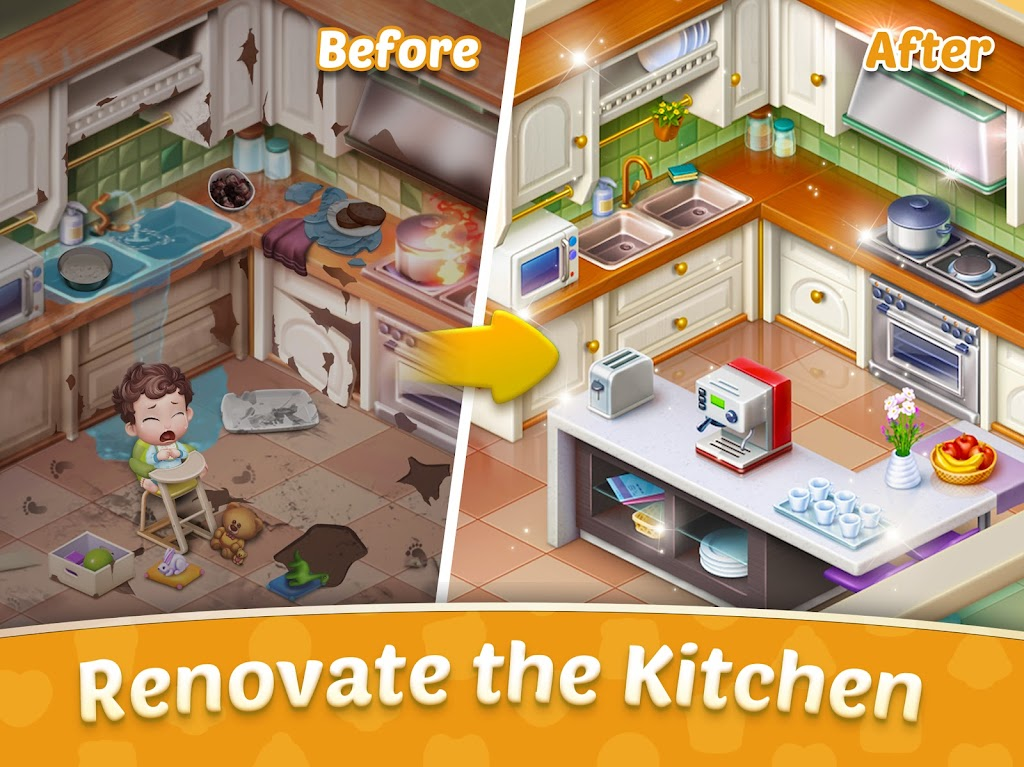 Baby Manor: Baby Raising Simulation & Home Design  poster 10