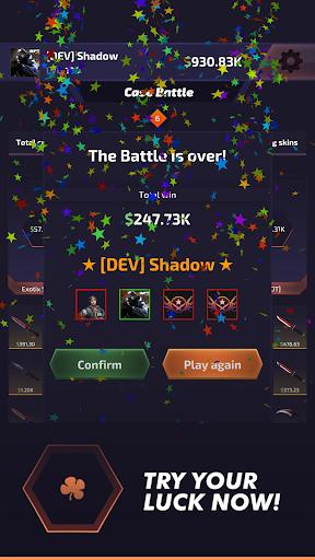 Case Battle: Skins Simulator u2013 Idle Clicker Games 3.6 Screenshots 6