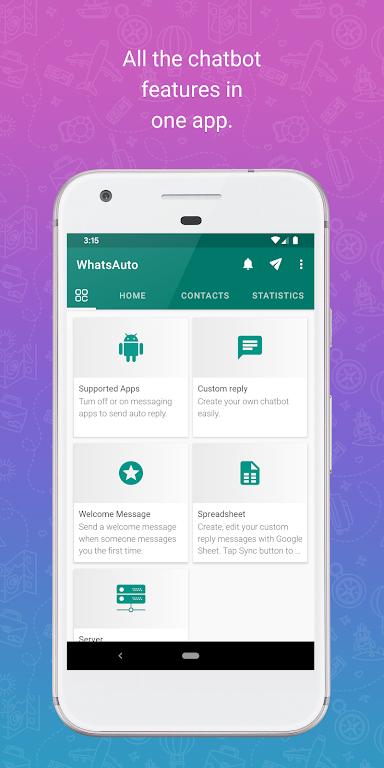 WhatsAuto - Reply App  poster 6