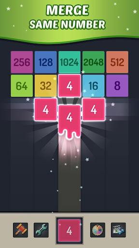 Merge Block - 2048 Puzzle 2.7.10 screenshots 1