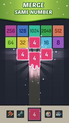 Merge Block - 2048 パズルのおすすめ画像1
