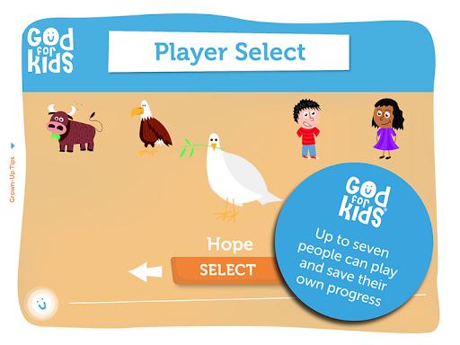 God For Kids: Bible Devotional 1.3.11 screenshots 3