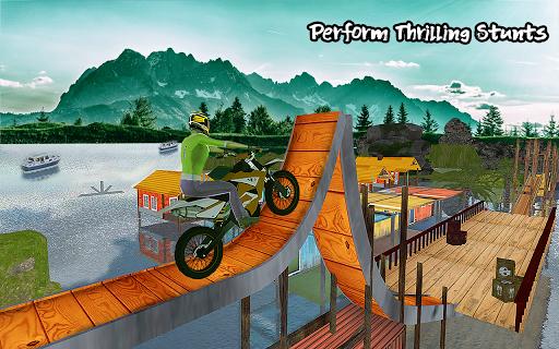 Ramp Bike Impossible Bike Stunt Game 2020 1.0.4 Screenshots 18