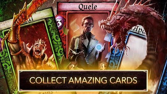 Drakenlords CCG Card Duels MOD APK 2