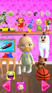 Talking Babsy Baby 9