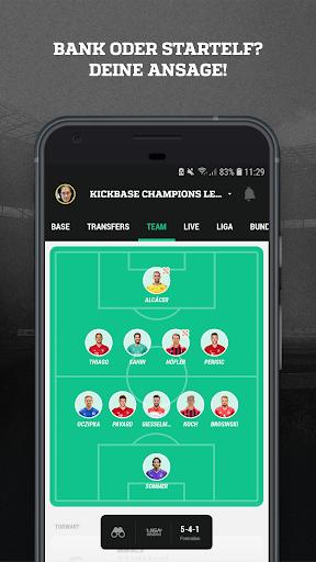 Kickbase Bundesliga Manager 3.3.20 screenshots 4