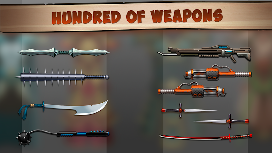 Shadow Fight 2 WEAPONS MOD 5