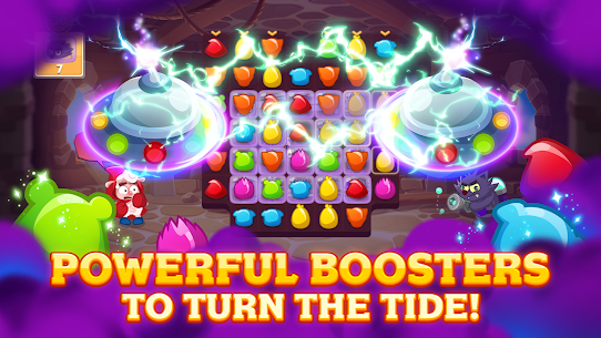 Tower Masters Match 3 Game Free Apk , (Apk unlimited money) , Tower Masters Match 3 Game Free Download 2