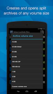 B1 Archiver zip rar unzip Pro Cracked APK 2