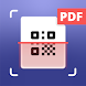 SCANNED - QR Code & PDF Scanner - Androidアプリ