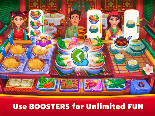 Asian Cooking Star: New Restaurant & Cooking Games 0.0.34 Screenshots 10