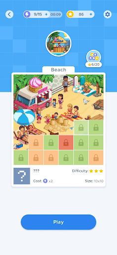 Nonogram - Logic Number Puzzle Game 1.3.0 screenshots 2
