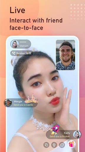 TanDoo – Online Video Chat& Make Friends 1.6.0 updownapk 1