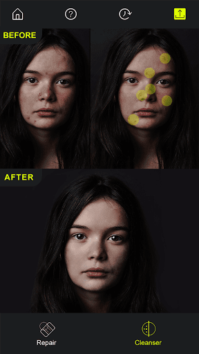 Photo Retouch - AI Remove Objects, Touch & Retouch 2.0 Screenshots 6
