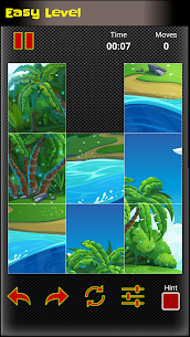 Download Sliding Puzzle Cartoon&Animals  For Your Pc, Windows and Mac 2