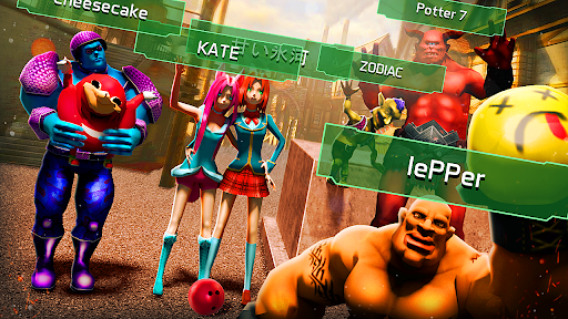 VR Superhero Chat: Online Virtual 2.7 screenshots 17