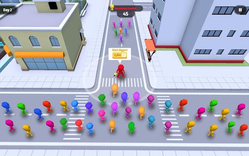 Move.io: Move Stop Move - Stickman Crowd 3D 0.0.56 screenshots 14